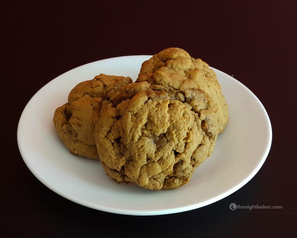 The Caffeine Fix - The Night Baker - Cookies