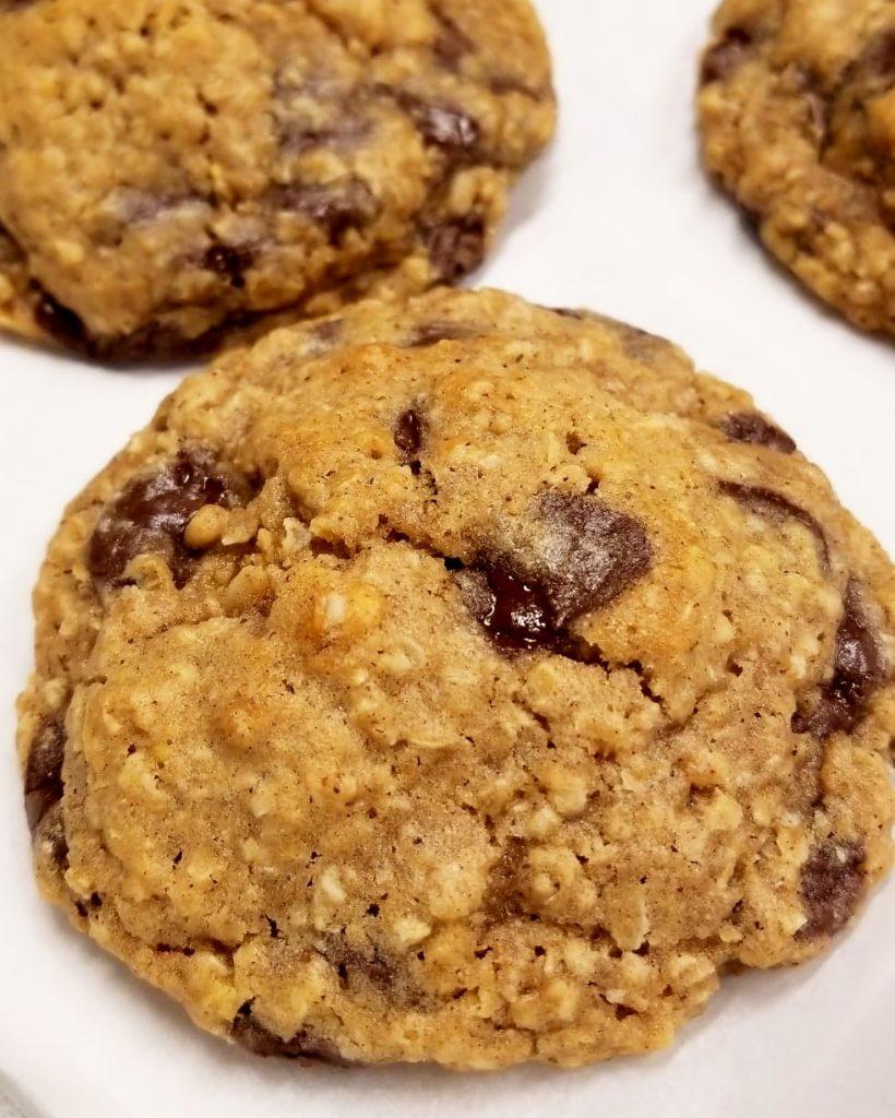 The Night Baker - Choco Oats